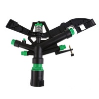 S and F Lawn Woods Farmland 1 inch Plastic Impact Sprinkler Head Irrigation Tool