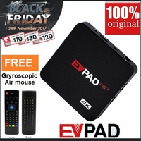 Use $30 Coupon +  2x NTUC voucher: EVPAD PLUS Pro+  2S+ Live TV 3000+! Youtube !Tons of VOD