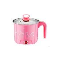 Small Rice Cooker Ice Bear Bedroom Pot Small Power Dormitory Artifact Instant Noodles Pot Students Pot Electric