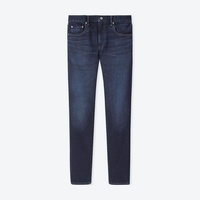 Men's clothing Elastic skinny jeans Washing products 408487 uniqlo In feeling comfortable leisure