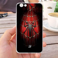 For VIVO Y71 Avengers #12 Silicon Case Cover