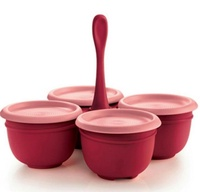 SPECIAL PROMO Tupperware Blossom Condimate with One Touch Seal (1) 250ml