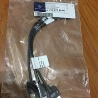 賓士Mercedes-Benz iPod iphone USB Aux 連接線傳輸線