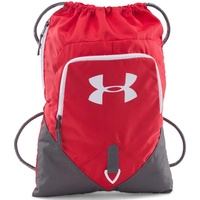 Under Armour Undeniable Sackpack Gym Bag (Red/Blue/Coral)