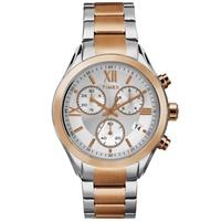 Timex TW2P93800 นาฬิกาผู้หญิง สาย Stainless
