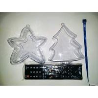 扭蛋球 星星型 聖誕樹型 泡澡錠球 模具 泡澡球 圓型球 正圓 透明球