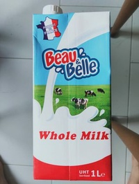 1L French UHT milk