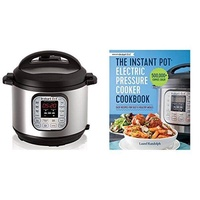The Instant Pot Electric Pressure Cooker Cookbook & Instant Pot DUO60 6 Qt 7-in-1 Multi-Use Programmable Pressure Cooker - intl