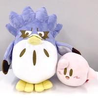 【現貨】 日本正版景品 卡比之星 星之卡比 卡比 鳥 絨毛娃娃 布偶 PUPUPU朋友 KU