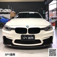 SPY國際  BMW F30 M3套件 前保桿 側裙 後保桿 現貨