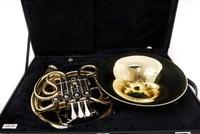 【現代樂器】免運!YAMAHA YHR-567D F/Bb調 雙調性 可拆式法國號 管樂團首選 可信卡分期0利率