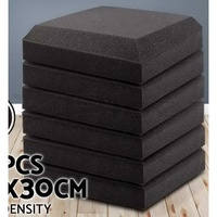 🌸💮HOT!!Foam Sound Proofing Ceiling Tile Panels Batts🌿