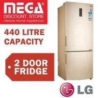 LG GB-B4451GV 440L 2 Doors Refrigerator / Fridge