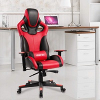 Merax Racing Style Office Chair Gaming Ergonomic with Adjustable Armrests Home Office Computer Chair