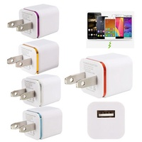 Mini USB 5V/1A Home Travel Wall Charger Power Charging Adapter US plug
