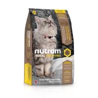 紐頓nutram《無穀全能-貓 火雞配方T22》 1.8kg/6.8kg『WANG』