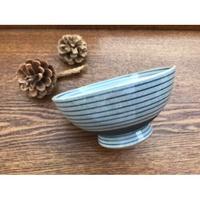 小糖瓷⎥日本製 [有田燒] 條紋飯碗