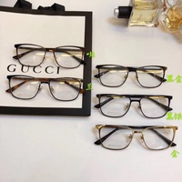 Gucci眼鏡 古馳男女光學鏡框 近視眼鏡框 鏡架 男生眼鏡  女生眼鏡