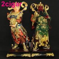 韋馱菩薩像伽藍菩薩像韋陀伽藍菩薩韋馱佛像樹脂擺件19英寸