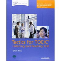 Tactics for Toeic: Listening and Reading Pack