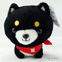 【UNIPRO】柴犬 15公分 絨毛玩偶 娃娃 阿柴 黑柴 柴柴