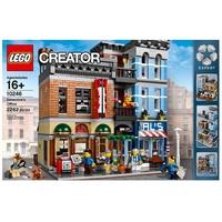 全新 樂高 LEGO 10246 偵探事務所
