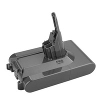 Can be applied to 21.6 V for Dyson V8 V7 vacuum cleaner with a 2800 mah battery