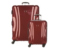 DELSEY Paris Delsey Luggage Passenger Lite 2 Piece Hard Case Luggage Set Carry On  Checked Spinner S