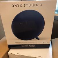 現貨在台 七天換新 Harman Kardon Onyx Studio 4 露營喇叭 質感黑 深邃藍