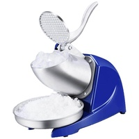 Ice Blender Ice Machine Smoothie Machine Snow Machine Household Commercial Small Electric Icing Double Knife Crushed Ice