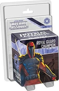 Star Wars: Imperial Assault Royal Guard Champion Villain Pack
