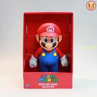 現貨特賣 Super Mario Bros. 超級瑪利歐兄弟 馬里歐 路易 超級瑪麗 瑪莉歐模型公仔 搪膠手辦 收~Wx