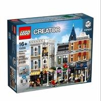 [qkqk] 全新樂高 lego 10255 城市廣場 街景