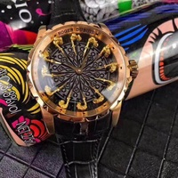 Roger Dubuis fully automatic men's wristwatch