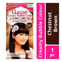 Liese Creamy Bubble Hair Colour - Chestnut Brown