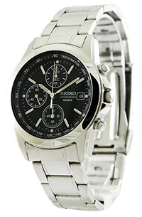 (SEIKO (Seiko import)) SEIKO Watch QUARTZ CHRONOGRAPH Quartz Chronograph SND309P1 Men s-
