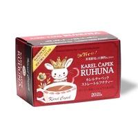 盧哈娜茶20入茶包組-【卡雷爾恰佩克Karel Capek 】山田詩子/紅茶/季節紅茶