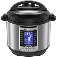 (Price Hidden)Instant Pot Ultra 6 Qt 10-in-1 Multi- Use Programmable Pressure Cooker, Slow Cooker, R