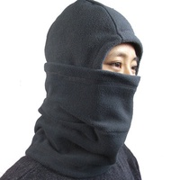 Winter Protection Masked Cap Windproof Fleece Face Guard Mask