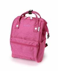 Anello Mottled polyester backpack (mini)