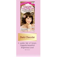 [Liese]Creamy Bubble Hair Color Dark Chocolat