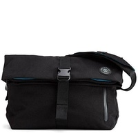 Crumpler Mens The Pinnacle Of Horror Rolltop Messenger Bag Black - intl