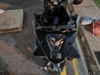 Yamaha Xmax OEM rack(No drilling require!!)