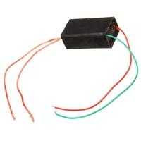 5pcs DC 3-6V 50KV 0.5-1A Pulse High Voltage Module High Voltage Generator High Voltage Pack Ignition Boost Step up Module Arc 1.5cm Size 42.5 x 24 x 19mm