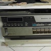 🚚 三洋VHS 錄放影機