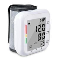 電子血壓計跨境 全自動智能語音播報血壓測量儀血壓計