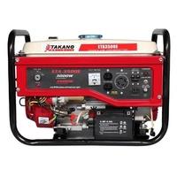 【台灣工具】 日本 TAKANO 高野 3500W 電啟動 引擎 發電機 ETA3500E 非HONDA GX160