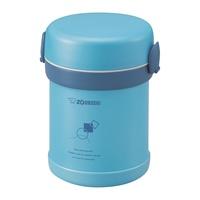 Zojirushi Stainless Steel Food Jar - Lunch Kit 0.64L
