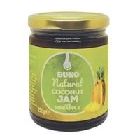 天然椰子鳳梨果醬