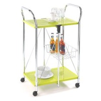 Kitchen Trolley Sunny Green